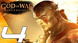 God Of War Ascension Gameplay Walkthrough Part 1 Prologue Full Game