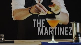 The Martinez is the one of the predecessors to the Martini. This cocktail adds sweetness to the gin-vermouth combination with the use of sweet vermouth and a small amounts of maraschino liqueur, resulting in a smooth and uplifting drink that is perfect anytime of day.  Some Martinez recipes use dry vermouth and/or Cointreau or triple sec (instead of maraschino). Original recipes, such as those printed in Jerry Thomas