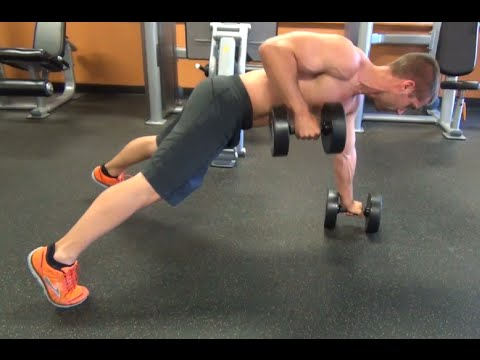 Renegade Rows - Get Stronger Abs & Back Quickly