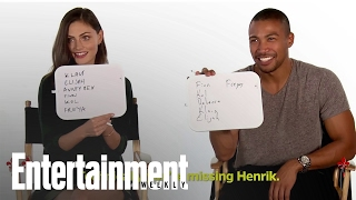 The Originals: How Well Does The Cast Know The Show? | Entertainment Weekly