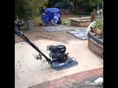 How to lay a patio🐟🐠, Pond and Bird bath (PW Fabs & JP Elecs) Claystacker