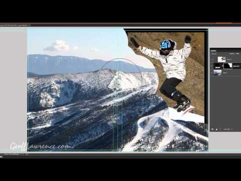 Using Layers & Clipping Masks in Photoshop Elements