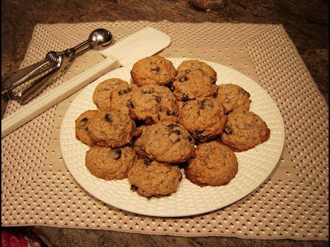 Soft Oatmeal Cookies by Diane Lovetobake