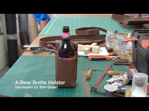 Beer Bottle Holster
