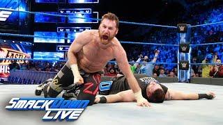 Styles vs. Ziggler vs. Corbin vs. Owens vs. Zayn - Fatal 5-Way Match: SmackDown LIVE, March 6, 2018
