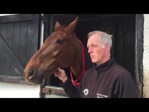 David Pipe 2018 Grand National Interview