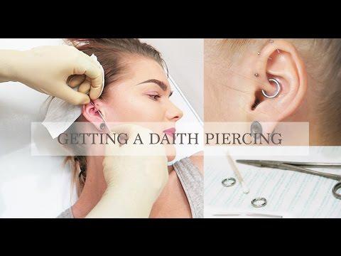 Vlog   I'm Getting A Daith Piercing