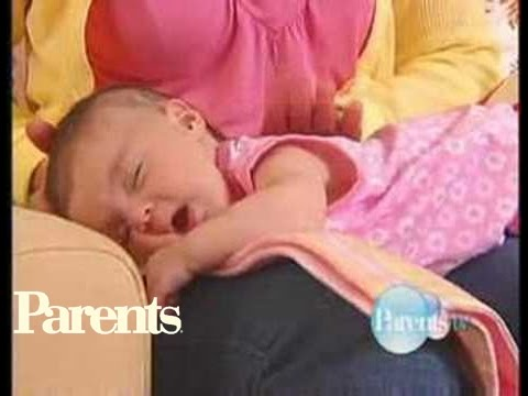 Baby Burping Tips from Parents | Parents