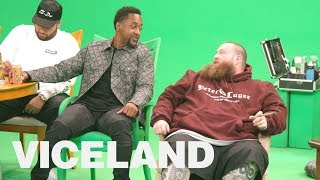 Download Vibing with Steve Urkel | ACTION BRONSON WATCHES ANCIENT ALIENS Video