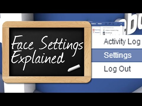 Facebook Settings Explained! - Facebook Guide