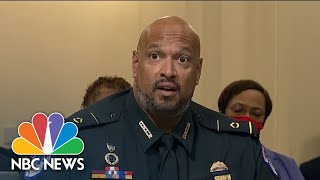 'Is This America?': Officer Dunn Recalls Racist Abuse He Faced During Capitol Riot