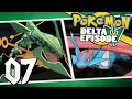 Pokémon Delta Episode - Part 7   Zinnia's Final Battle! [Omega Ruby and Alpha Sapphire]