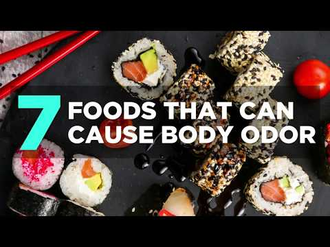 7 Foods That Can Cause Body Odor | Health