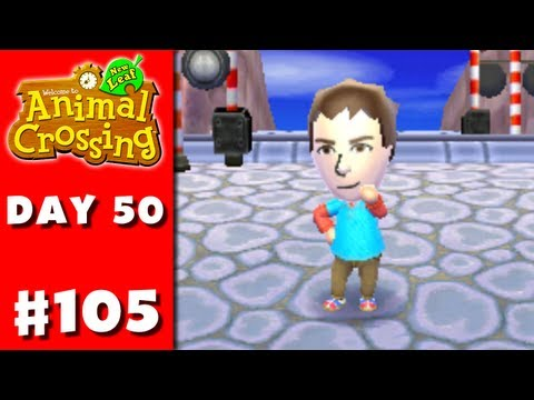 Animal Crossing: New Leaf - Part 105 - Mii (Nintendo 3DS Gameplay Walkthrough Day 50)
