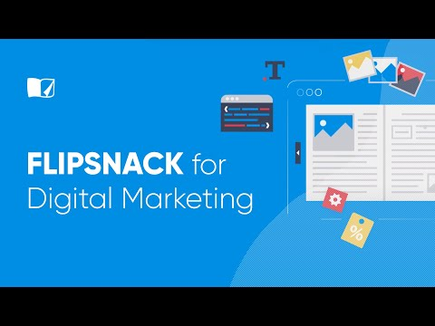 Flipsnack for digital marketing