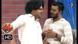 Sudigaali Sudheer Performance   Extra Jabardasth   21st  September 2018   ETV Telugu