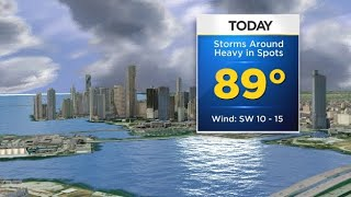 CBSMiami.com Weather 4/24 12PM