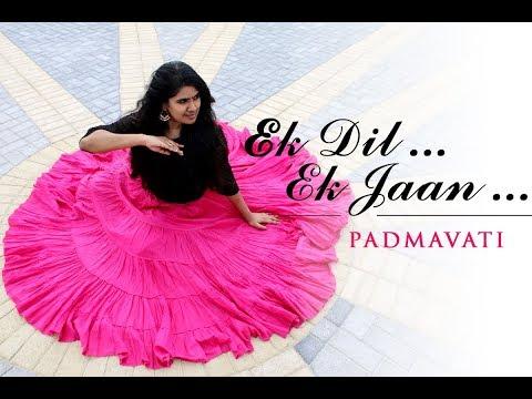 Ek Dil Ek Jaan   Padmavati   Bollywood Dance   TarangArtsBahrain - Beena Rahul
