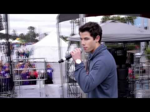 Nick Jonas Speaks Out On World Diabetes Day 2011