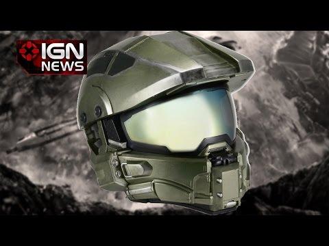 The Street-Legal Halo Motorbike Helmet - IGN News