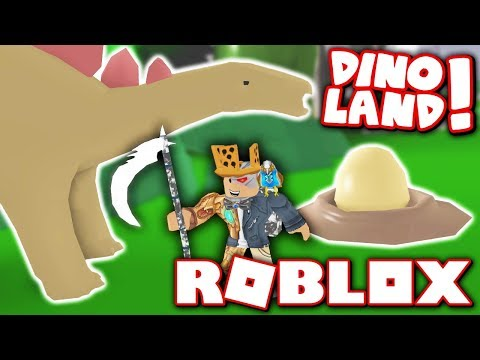 *NEW* DINO LAND UPDATE IN MINING SIMULATOR!! *WITH FREE CODE!* (Roblox)