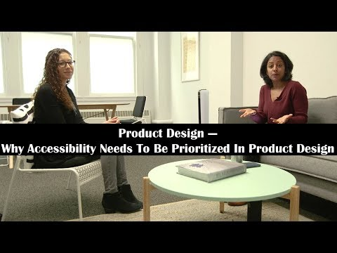 Product Design: Why Accessibility Needs To Be Prioritized In Product Design