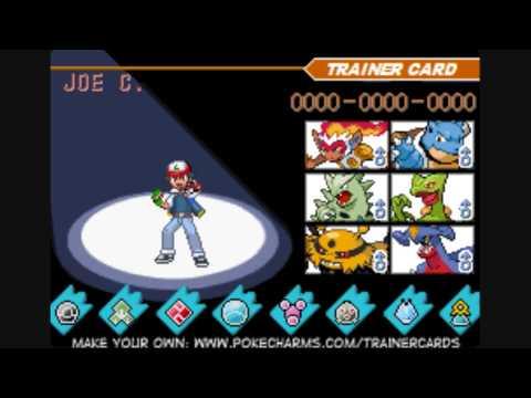 Pokémon DS:Friend Code Exchange Centre