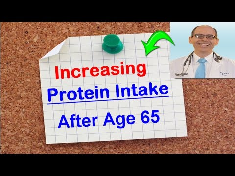 Increasing Protein Intake After Age 65  Dr.Michael Greger