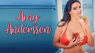 Amy Anderssen Canadian PG actress