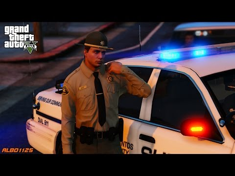 Police SmartRadio Feature Showcase | Paleto Bay Sheriff Patrol | GTA5 LSPDFR Police Mod |Cops