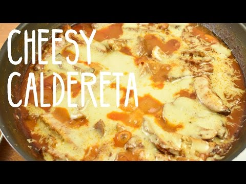 Cheesy Caldereta Recipe