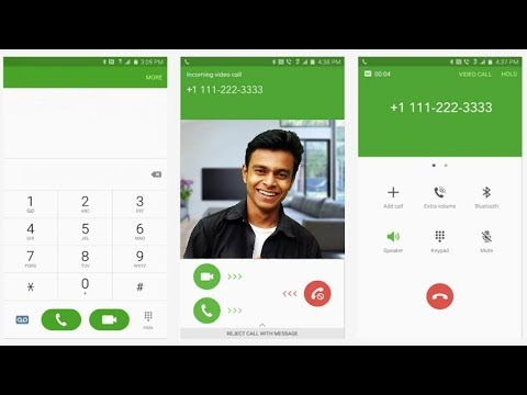 How to make video call in Samsung J2