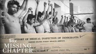 """The dark history of """"gasoline baths"""" at the border"""