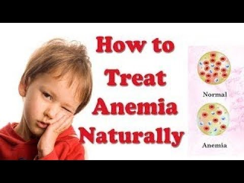 How to Treat Anemia | 5 Home Remedies.