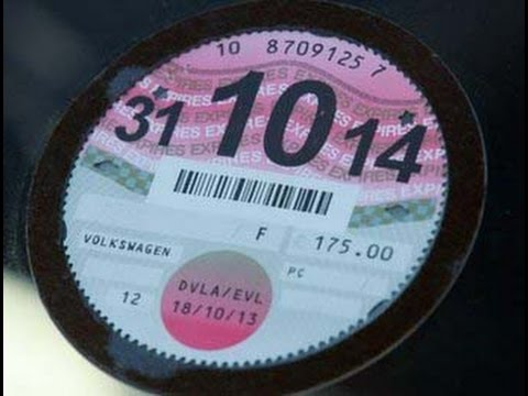 Important Vehicle Tax Changes From 1st October 2014