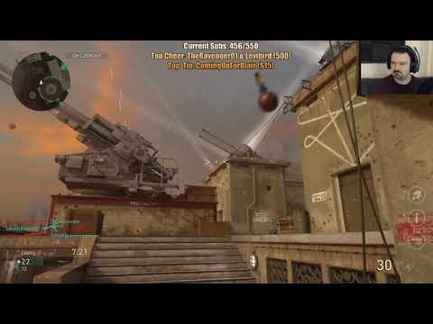 COD WW II MY BEST SESSION EVER! pt12