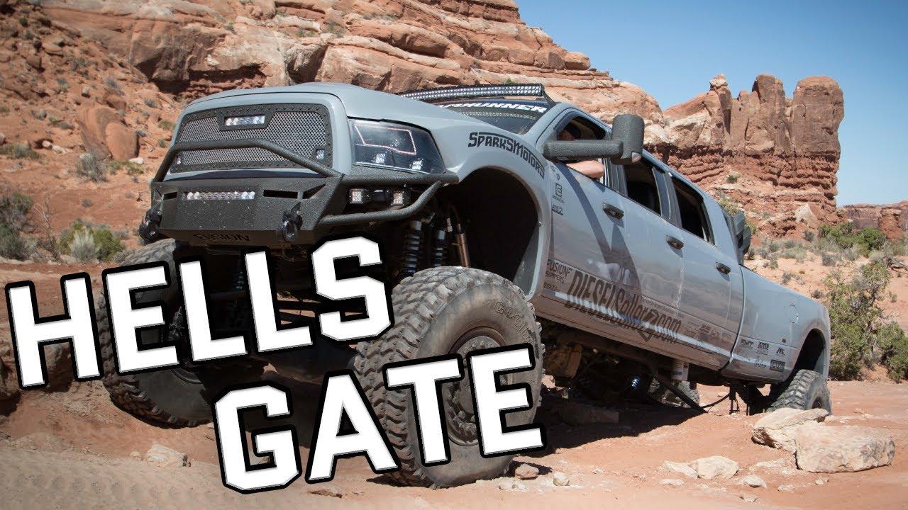 MegaRamRunner Takes On Hells Gate!!!