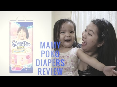 Mamy Poko Pull Up Diapers Comparison - PlayFunReviews