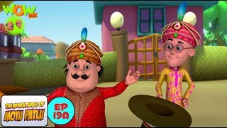 Magician - Motu Patlu in Hindi WITH ENGLISH, SPANISH & FRENCH SUBTITLES