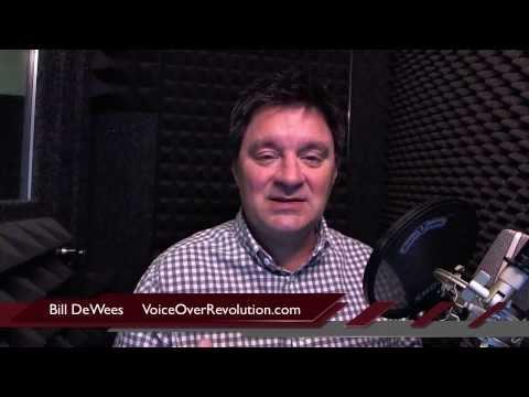 Voice Over - VoiceOverRevolution.com - Voice Over Training
