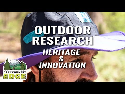 Outdoor Research ~ Heritage & Innovation