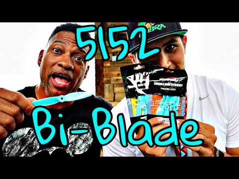 5152 Bi-Blade First Impressions!!!!