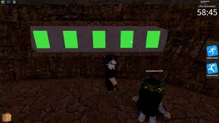 Roblox - enchanted forest escape room