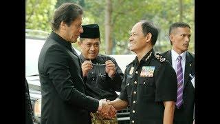 Imran Khan visits MACC HQ