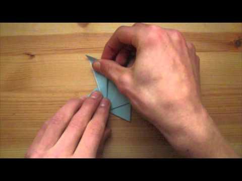 Origami Christmas Angel