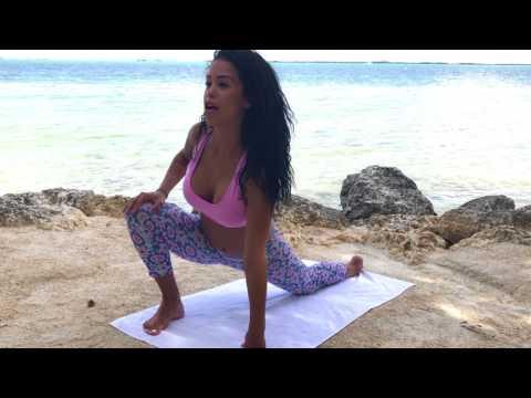 Pregnancy Hip Stretches