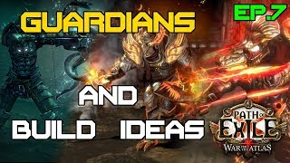 Guardians Down And Thoughts On New Build?! - Yoji