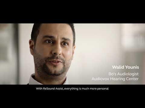 ReSound Assist testimonial: Bo Vestergaard (short version)