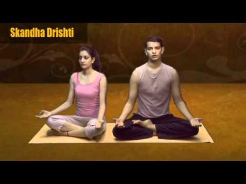 Yoga Exercise For Eyes 2