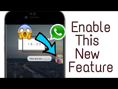 WhatsApp New Secret Features You Must Know-  [September 2017]